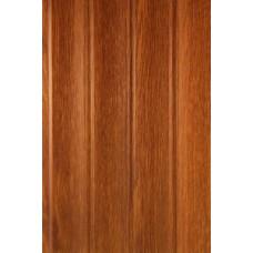 Панель Ламинированная Фигурная Мастер Декор 2700х250х8 Дуб медовый