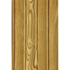 Панель Ламинированная Фигурная Мастер Декор 2700х250х8 Ясень золотой
