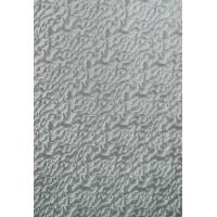 Ламинированный универсальный угол ДЕКОПЛАСТ 2700 мм Зефир серебро