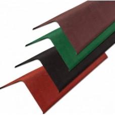 Щипцовый профиль (зеленый)