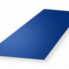 Стальной плоский лист с полимерным покрытием ПЭ-01-5005-0,5
