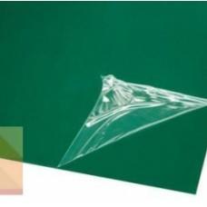 Стальной плоский лист с полимерным покрытием ПЭ-01-6005-0,5