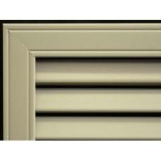 Радиаторные решетки ПВХ 600х300 Серый