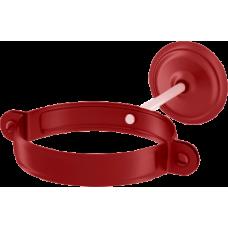 Держатель трубы AquaSystem 90 (комплект для крепления трубы) RR29 Красный