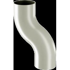S-обвод AquaSystem 90 RR20 Белый