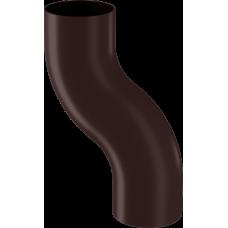 S-обвод AquaSystem 90 RR32 Темно-коричневый