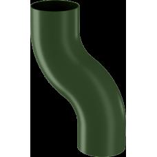 S-обвод AquaSystem 90 P362 Темно-зеленый