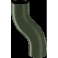 S-обвод AquaSystem 90 RR11 Темно-зеленый