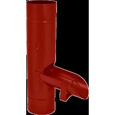 Водосборник AquaSystem 100 RR29 Красный