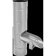 Водосборник AquaSystem 100 RR21 Светло-серый