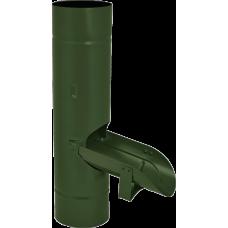 Водосборник AquaSystem 100 P362 Темно-зеленый