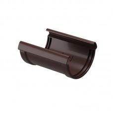 Соединитель желобов Docke LUX Шоколад