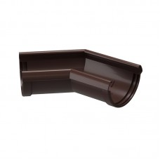 Угловой элемент 135˚ Docke LUX Шоколад