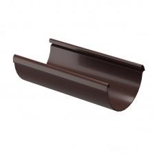 Желоб водосточный Docke LUX 3м Шоколад