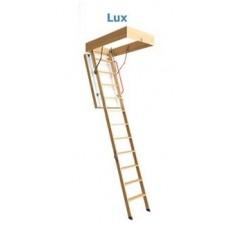 Чердачная лестница LUX 70х120х300 см