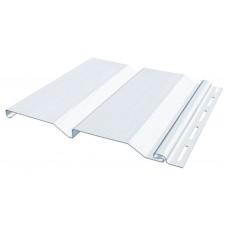 Корабельный брус FineBer Standart Classic Color 3,66м Белый
