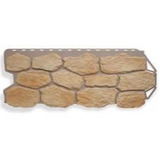 Фасадный сайдинг Альта-Профиль Бутовый камень Греческий