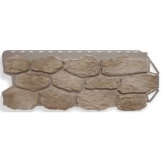 Фасадный сайдинг Альта-Профиль Бутовый камень Нормандский