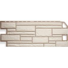 Фасадный сайдинг Альта-Профиль Камень Белый
