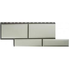 Фасадный сайдинг Альта-Профиль Камень Флорентийский Белый