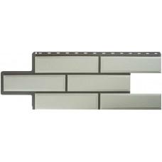 Фасадный сайдинг Альта-Профиль Камень Венецианский Белый