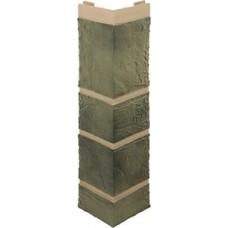 Угол Фасадный Камень Альта-Профиль Малахит