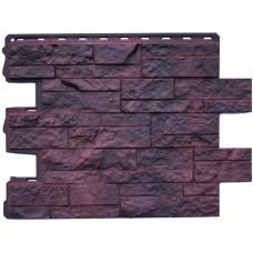 Фасадный сайдинг Альта-Профиль Камень Шотландский Глазго