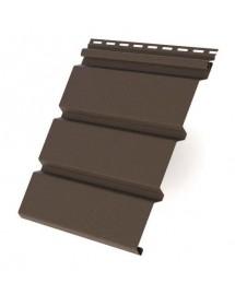 Софит Т4 GL Лайт 3*0,303м с центральной перфорацией (коричневый)