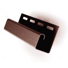 J-профиль GrandLine 3,0м коричневый