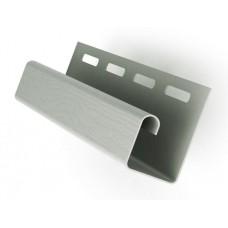 J-профиль GrandLine 3,0м серый