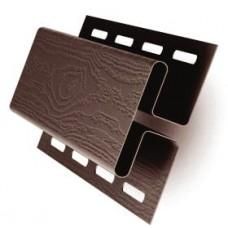 H-профиль GrandLine 3,0м коричневый