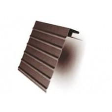 J-фаска (ветровая доска) GrandLine 3,0м Коричневый