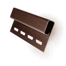 Финишная планка GrandLine 3,0м коричневый