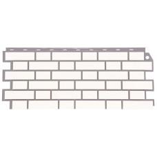 Фасадная панель FineBer Кирпич облицовочный Белый