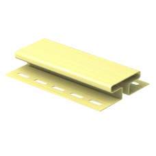 H-планка Ю-пласт 3,0м Кремовый