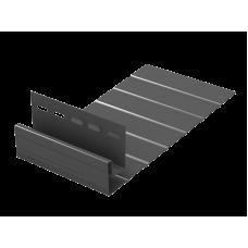 J-фаска (ветровая доска) U-plast 3,0м Графит