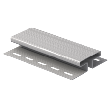 H-планка Ю-пласт 3,0м Серый