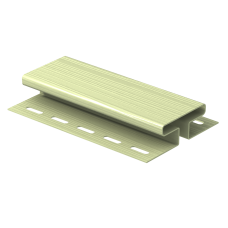 H-планка Ю-пласт 3,0м Зеленый