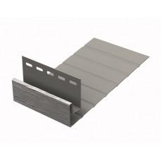 J-фаска Ю-пласт Timberblock 3,0м Дуб Серебристый
