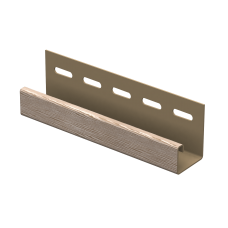 J-Планка Timberblock Ю-пласт 3,0м Дуб натуральный