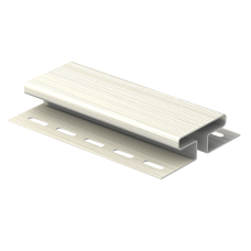 H-планка Ю-пласт 3,0м Белый