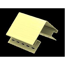 Наружный угол Ю-пласт 3,0м Кремовый