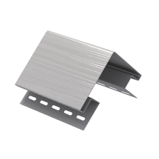Наружный угол Ю-пласт 3,0м Серый