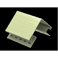 Наружный угол Ю-пласт 3,0м Зеленый