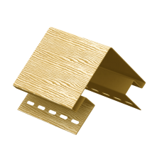 Наружный угол U-plast золотой