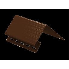 Околооконная планка Ю-пласт 3,0м Коричневый