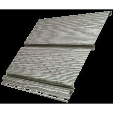Софит Timberblock Ю-пласт дуб серебристый частичная перфорация