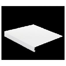 Ветровая планка Ю-пласт 3,0м Белый