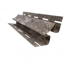 Внутренний угол StoneHouse Ю-пласт 3,0м Кирпич бежевый