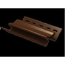 Внутренний угол Ю-пласт 3,0м Коричневый